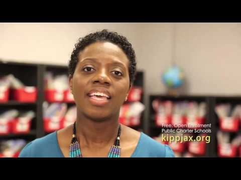 Chief Academic Officer Dr. Jennifer Brown shares her KIPP Jacksonville experience