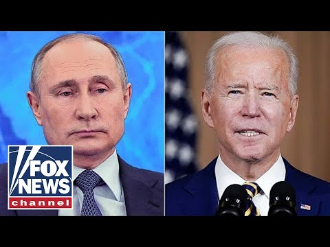 Biden participates in second call with Putin over ransomware attacks
