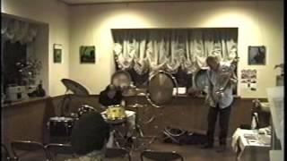 Paul Rutherford&Sabu Toyozumi/豊住芳三郎 at Jumbo 常滑市 1999/10/11.