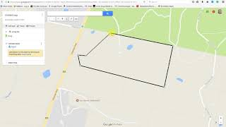 Setting Accurate Property Boundaries into Google Earth