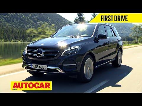 Mercedes-Benz GLE   First Drive   Autocar India