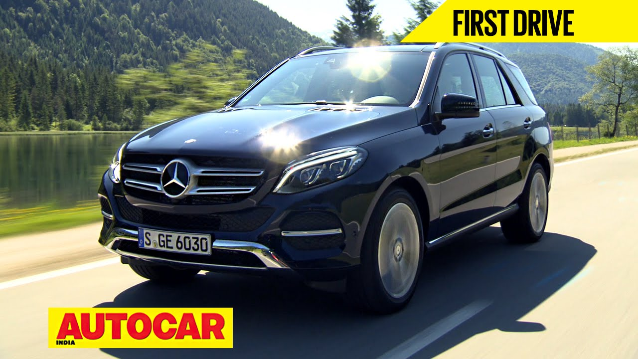 Mercedes benz gle first drive autocar india youtube for Mercedes benz prices in india