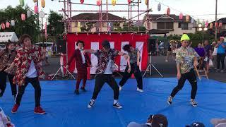 地元のお祭りでU.S.Aを踊ってみた! thumbnail