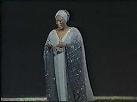 "Jessye NORMAN  ""The Bohemian girl"" - M.W.Balfe"