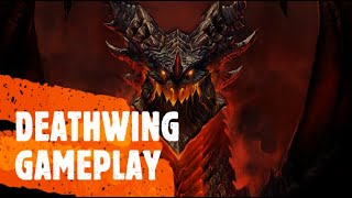 DEATHWING live from BlizzCon - Heroes of the Storm Gameplay