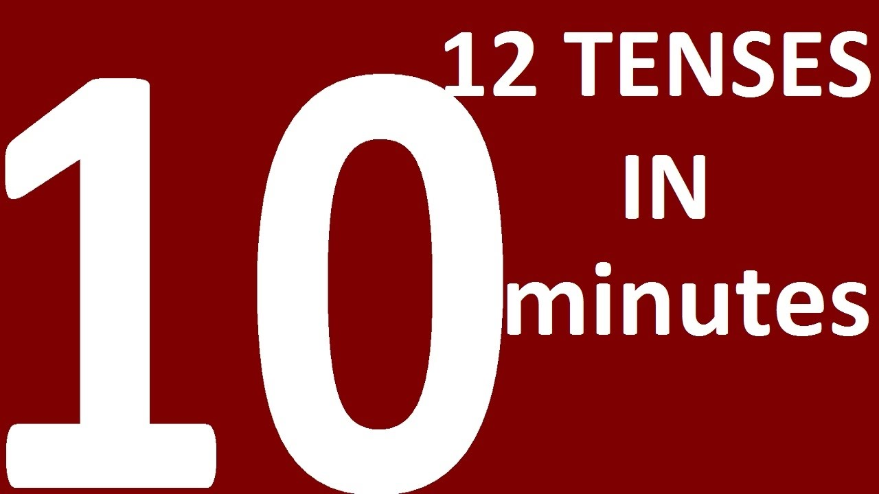 21 english tenses forms in 15 minutes 1 simple method. Tenses in.