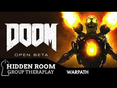 Doom: Beta (Warpath) - Group Theraplay
