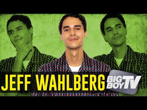 Big Boy - Jeff Wahlberg Talks About Playing Diego in Dora & the Lost City of Gold.