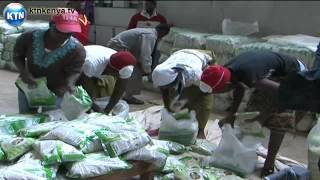 Rice Production Shortage