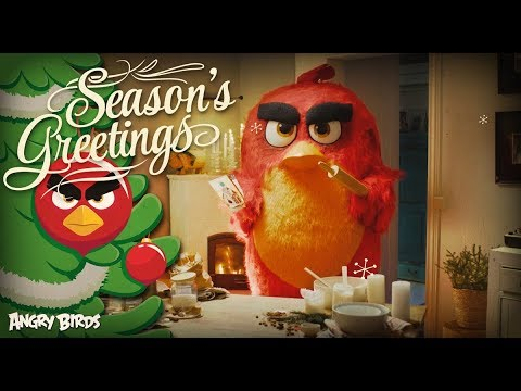 Angry Birds | The recipe for a happy holiday.