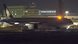 Top 10 Airlines - Singapore Airlines Boeing 777-300ER 9V-SWM Takeoff from NRT 16R