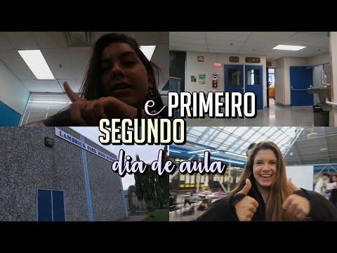 PRIMEIRO DIA DE  NO CANADÁ  intercâmbio - Victoria bc
