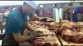 обвалка говядины