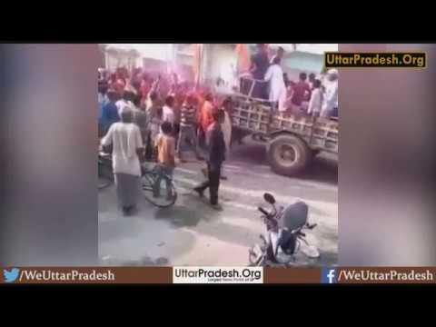 Bahraich News - धार्मिक स्थल पर लगे पकिस्तान ज़िंदाबाद के नारें