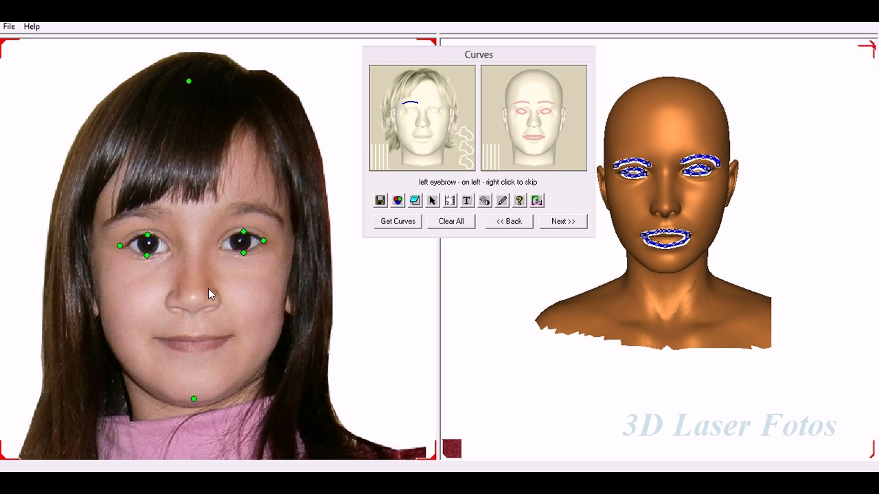 Convert 2d Photo To 3d Model Youtube