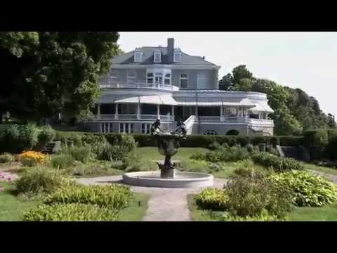 Exploring the 1000 Islands: Fulford Place Mansion