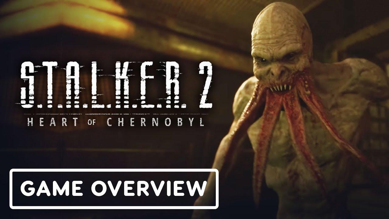 S T A L K E R 2 - Game Overview | Xbox Games Showcase