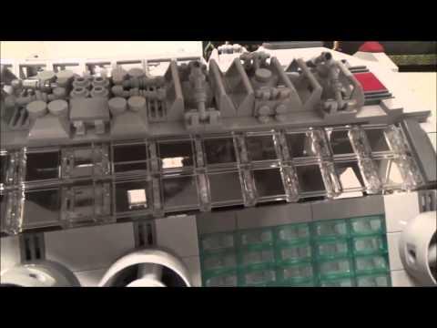 Lego Star Wars Clone Base on Yavin 4 MOC (Contest Entry) DEUTSCH/GERMAN