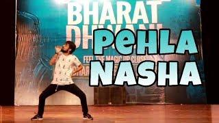 Pehla Nasha Pehla Khumaar Performance   Lyrical Dance Choreography   CRIMINALZ CREW