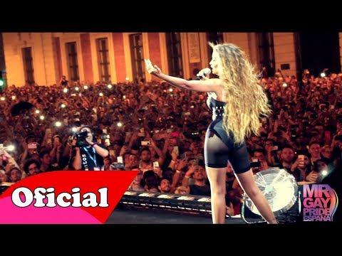 Eleni Foureira - Fuego (Spanish Version) | Mr. Gay Pride España 2018