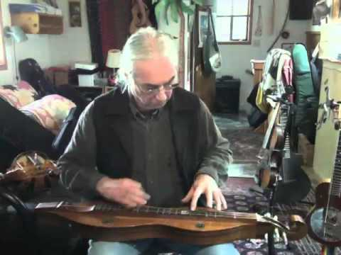 Jig Set on Dulcimer: Rose in the Heather  & Frost is All Over