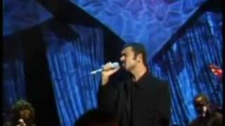 The Strangest Thing + Band - George Michael at Paris Theater 8 October 1996