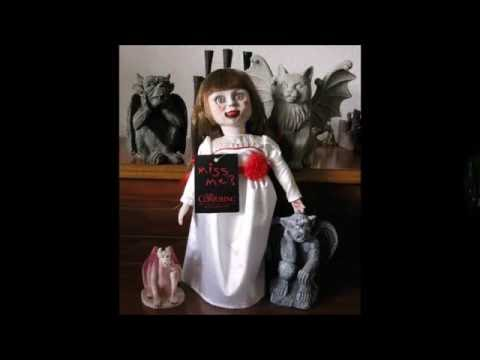Poltergeist  EMF Session Featuring  The Conjuring Annabelle Halloween  Song