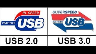 USB 3.0 vs USB 2.0 Explained