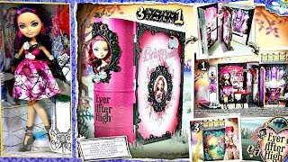 Briar Beauty Thronecoming Book / Magiczna książka / domek Briar Beauty - Ever After High - Recenzja