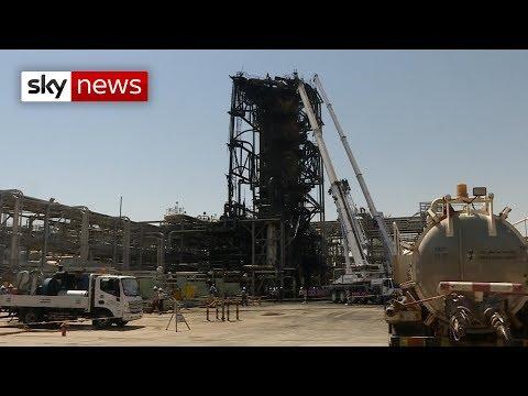 Inside Saudi Arabia's attacked oil plants