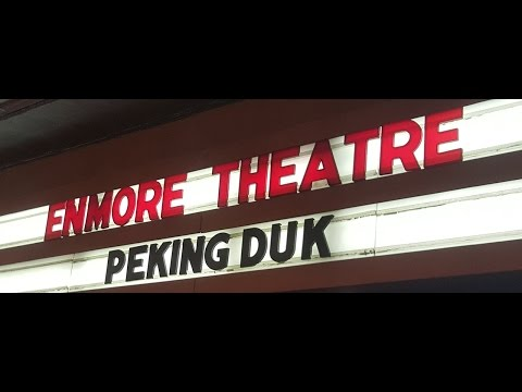 Peking Duk March 2016