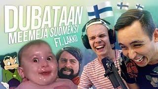 Dubataan meemejä Suomeksi! Ft. Lakko