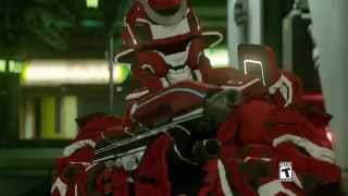 Halo 5: Guardians - Battle of Shadow and Light – Grand Entrance