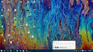 Tips and tricks How to get the screen saver in Windows 10