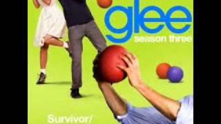 Glee - Survivor / I Will Survive (Acapella)