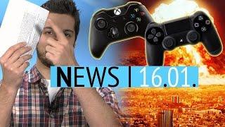 Entwickler ruft zum Raubkopieren auf & Sieger des PS4-XB1-Kriegs - News - Freitag, 16. Januar 2015