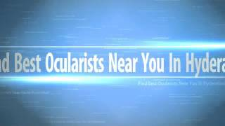 Best Ocularists in Hyderabad | Prosthetic Eye Centers Hyderabad | Doctors Ocularist in Hyderabad