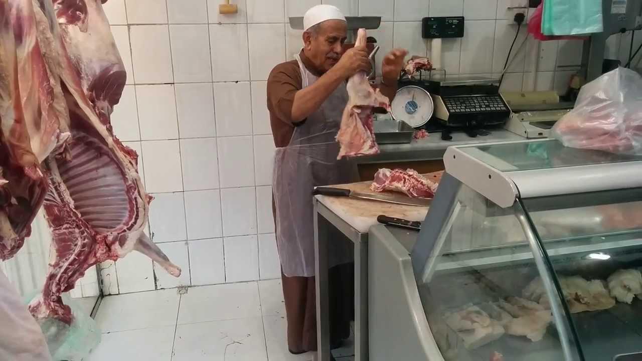 The Butcher Of Quraish Street  Jeddah  Saudi Arabia