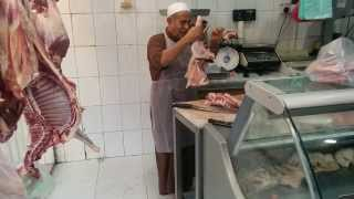 The Butcher of Quraish street, Jeddah, Saudi Arabia