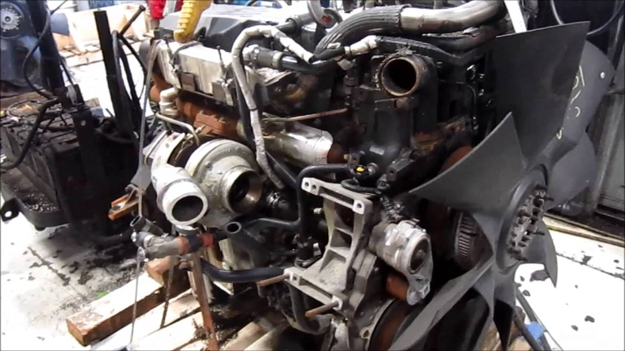 2007 International Maxxforce Dt Engine