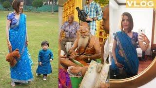 VLOG: Обряд венчания  Бангалур/ Сари N1