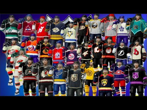 CONCEPT JERSEYS FOR ALL 31 NHL TEAMS!!! - YouTube b16e935ce1b