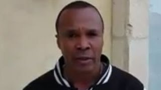 """SUGAR RAY LEONARD COMMENTS ON BERNARD HOPKINS' KO LOSS & FORMER CHAMPIONS WHO """"MISTAKENLY"""" COME BACK"""