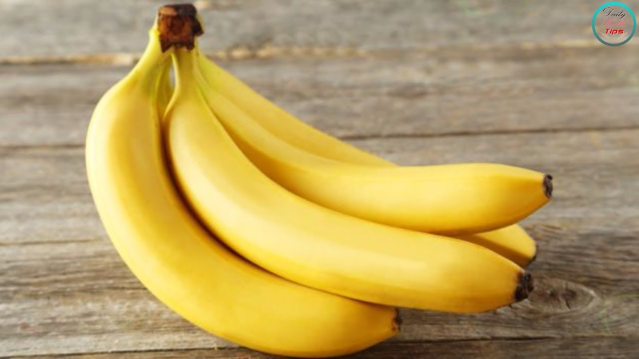 If You Eat 2 Bananas Per Day for a Month, This Is What Happens to Your Body - YouTube