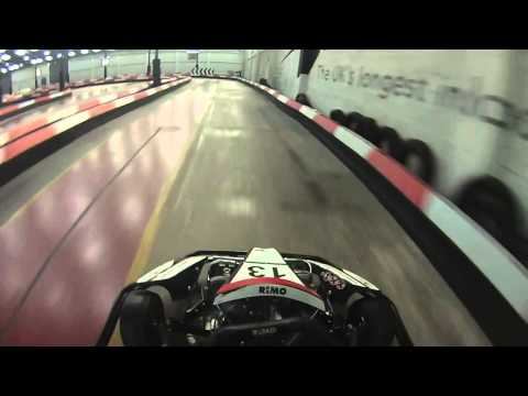 2 Laps at Capital Karts London, The UK's Longest Indoor Go Karting Circuit