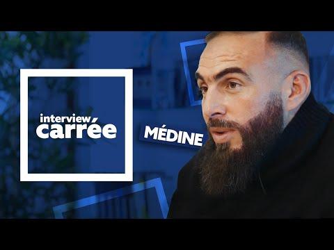 Youtube: Interview Carrée Médine: Les Ouïghours, sa famille, sa carrière, les polémiques, le modèle Lunatic