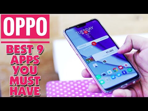 OPPO Mobile Best 9 Apps - Must Watch