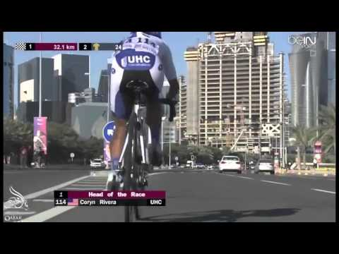 Ladies Tour of Qatar - Stage 4 Highlights 2016