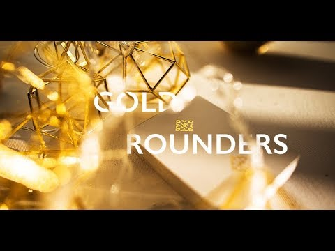 GOLD Rounders By Daniel Madison | Available NOW
