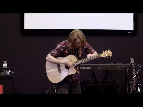 NAMM 2018: Grayson Erhard IRig Acoustic Stage Demonstration